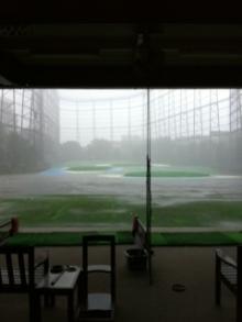 FUSO DREAM STAFF BLOG-雨の芦花パークゴルフ